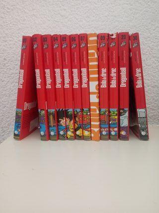 Libros Bola De Dragon