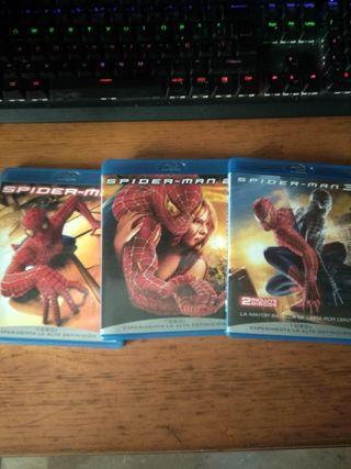 Colección Spiderman de Sam Raimi