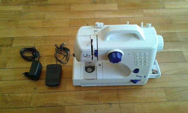 Máquina coser Jata