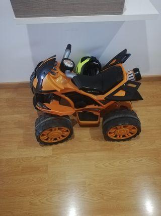 quad electrico