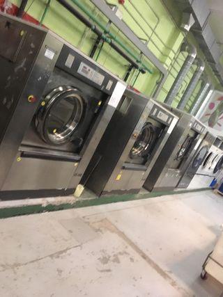 Maquinaria Lavanderia Industrial