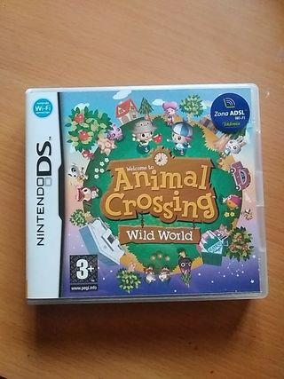 Nintendo DS Animal Crossing (Wild World)