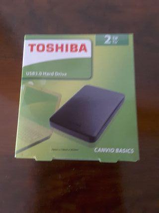 Disco duro 2TB USB 3.0 Precintado