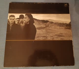 Vinilo U2, The Joshua Tree