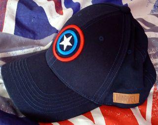 RRP£6 Captain America Marvel Cap