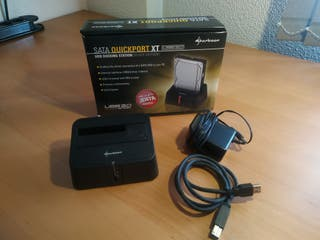 Base Discos duros USB 3.0