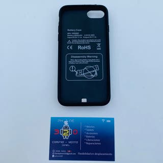 FUNDA POWERBANK / CARGADORA APPLE IPHONE 6 6S