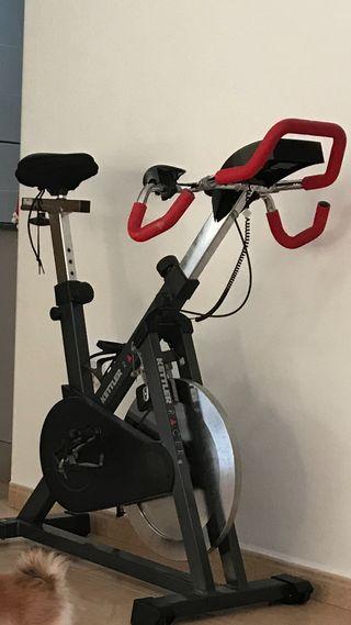 Bicicleta estática Kettler Racer (Cordoba )