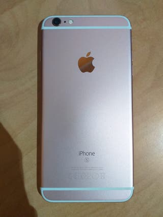 iPhone 6S Plus 32 GB Oro Rosa Libre
