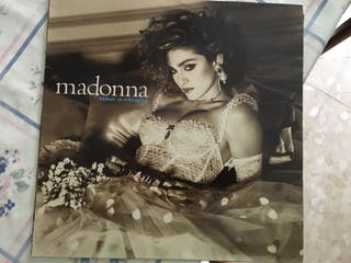 Disco vinilo madonna
