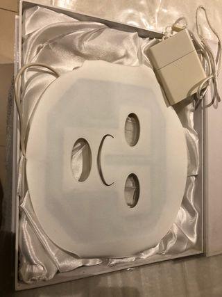 Mascara de fototerapia led