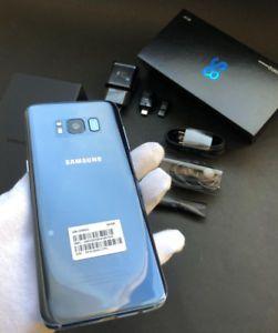 OFERTA SAMSUNG S8 G950F AZUL 64GB GARANTIA 1 AÑO