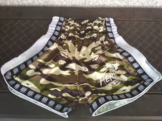pantalones de kickboxing
