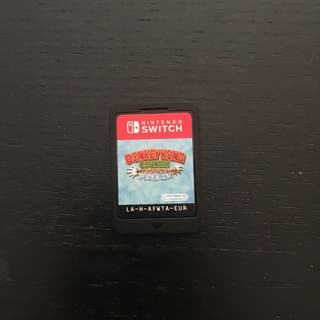 Juego Nintendo switch , Donkey Kong country