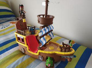 Barco pirata Jake