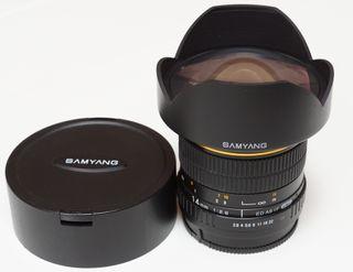 Objetivo Samyang 14mm f2.8 IF ED UMC para Sony A