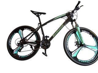 bicicleta de montaña helliot bangkok