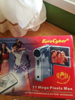 camara de video compacta solo entrega en mano