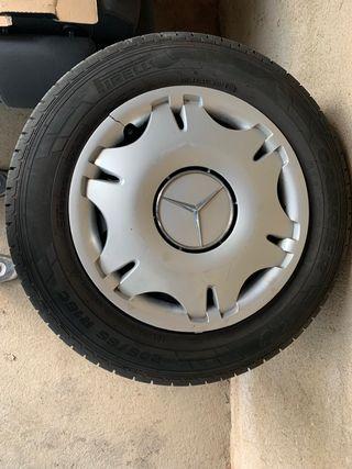 Llantas y neumáticos Mercedes Viano-Vito