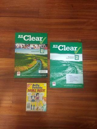 All Clear 4 ( b1 ) inglés Macmillan