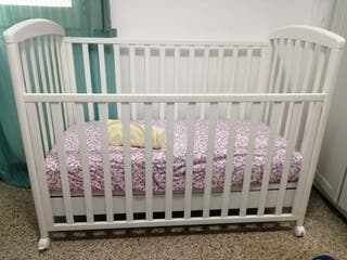 cuna de madera prenatal Alice