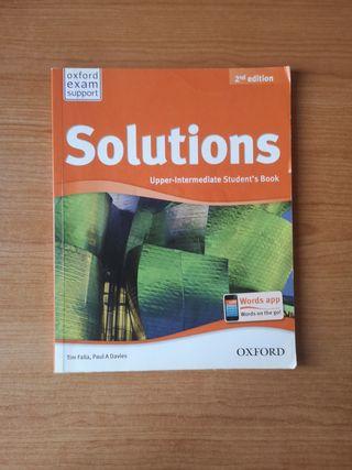 Solutions libro inglés