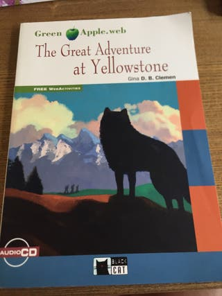 The great adventure at yellowstone