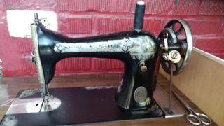 Maquina de coser vintage Singer
