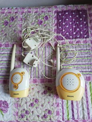 intercomunicador bebé, escucha bebe