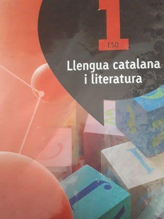 Lengua Catalana i literatura.1r ESO