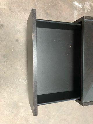 Mesa centro cristal