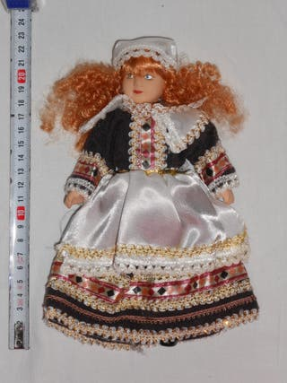 Muñeca de porcelana FRANCIA de RBA
