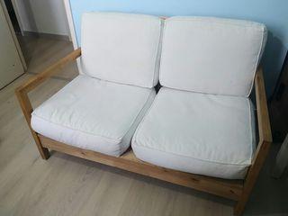Sofá Lillberg Ikea