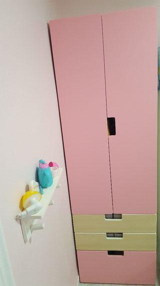 Armario infantil STUVA de IKEA