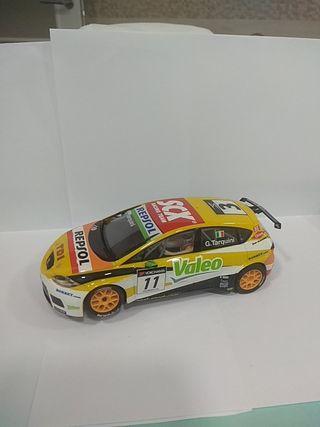 Scalextric Seat León WTCC