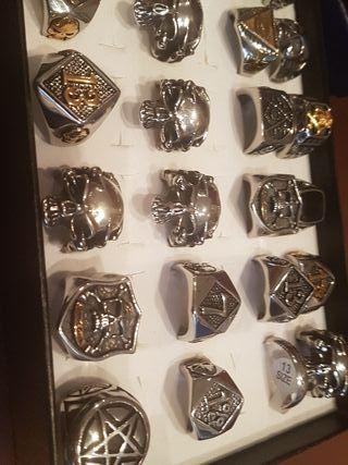 rebajados anillos Harley Davidson