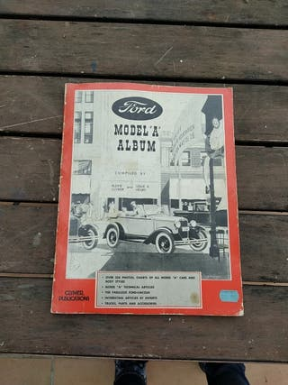álbum americano sobre el Ford A publicado en 1977
