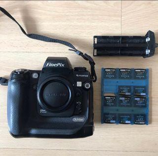 Reflex digital FUJIFILM S3-pro