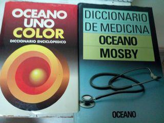diccionario de medicina y uno color