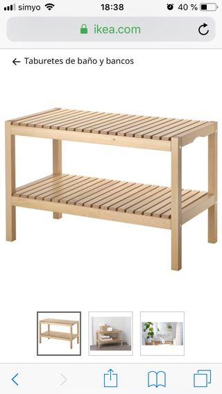 Molger mueble de baño Ikea
