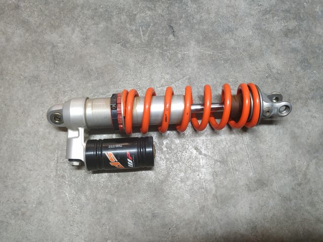 Amortiguador trasero WP KTM EXC 350