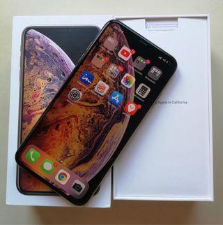 VENDO O CAMBIO IPHONE XS MAX 64GB COLOR ORO