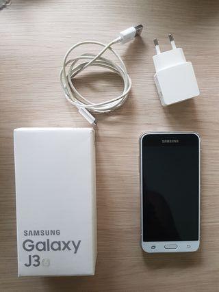 Samsung j3 Poco Uso