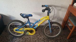 vendo bicicleta monty.