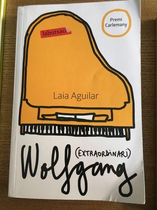 Wolfgang Laia Aguilar labutxaca