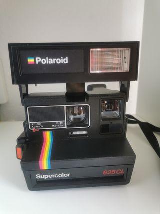 Cámara fotos Polaroid 635 CL