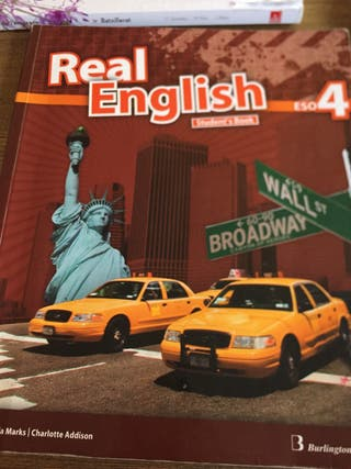Real English Student's book 4 eso