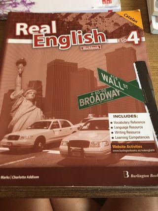 Real English Workbook 4 eso