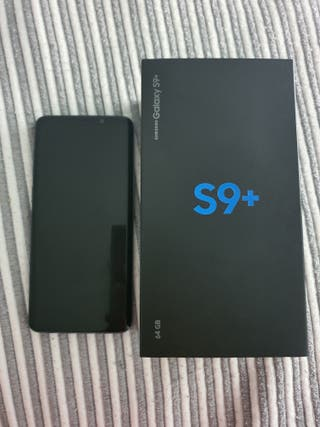Samsung S9 plus 64GB azul metalizado