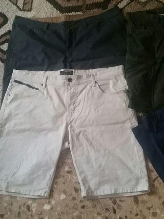 6 pantalones hombre t. 52